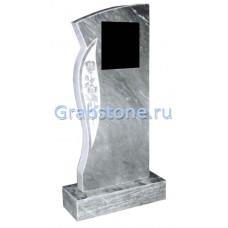 Памятник из мрамора № 01
