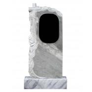 Резные памятники из мрамора