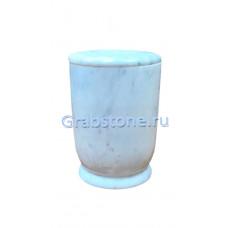 Мраморная урна для праха